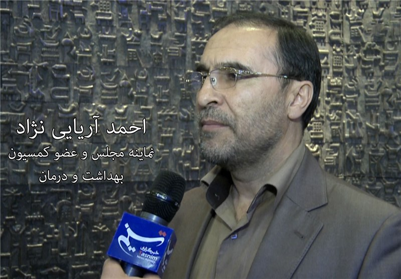گفتگوی تسنیم با احمد آریایی نژاد