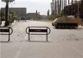 ارتش مصر میادین اصلی قاهره را بست