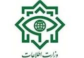 وزارة الأمن تعلن القضاء على عناصر إرهابیة شمال غربی ایران