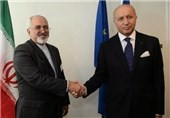 Iranian, French FMs Discuss Cooperation on Regional Peace