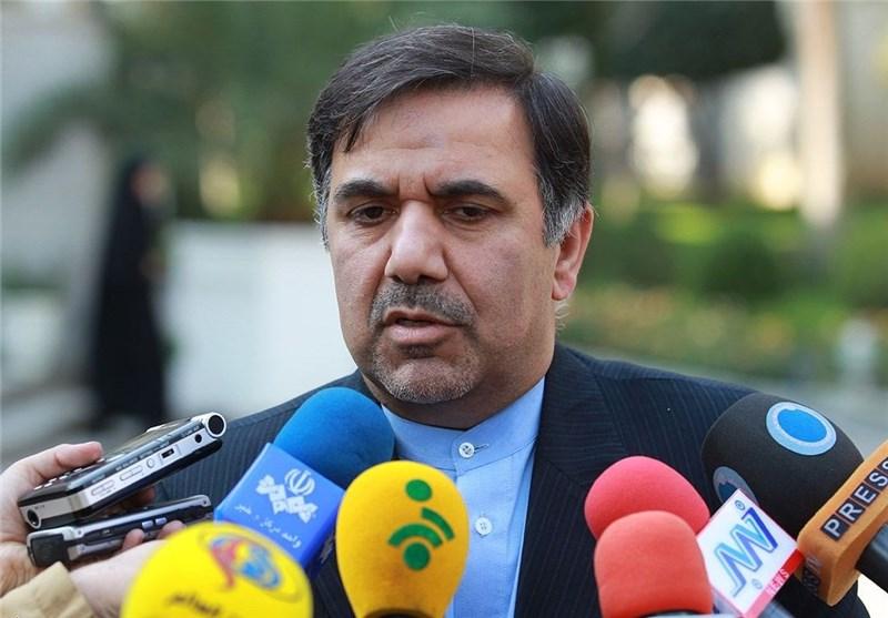 مازندران| وزیر راه و شهرسازی: 64 کیلومتر از محور هراز 4 خطه شد