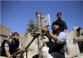 خمپاره سوریه