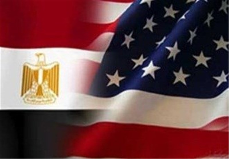 پایان مانور دریایی آمریکا و مصر