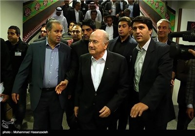 Photos: Iran Hosts Int'l Football and Science Congress