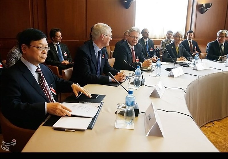 Consultations Underway among Western Delegations in Geneva