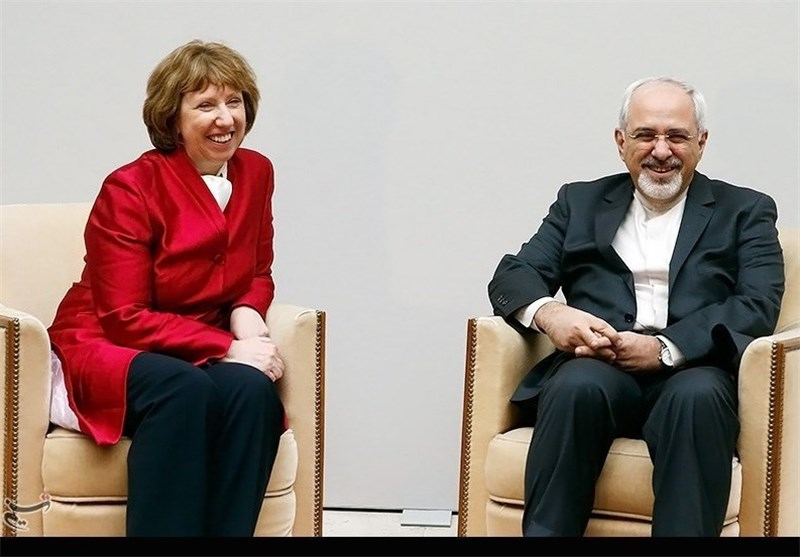 Source: Iran's Zarif, EU's Ashton to Review N. Talks in Turkey