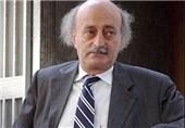 جنبلاط: ایران نقشی محوری در سوریه دارد