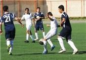 جوانان صبا در دقیقه 96 پیروزی را از دست دادند