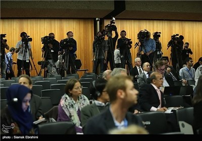 EU Spokesman Press Conference in Geneva