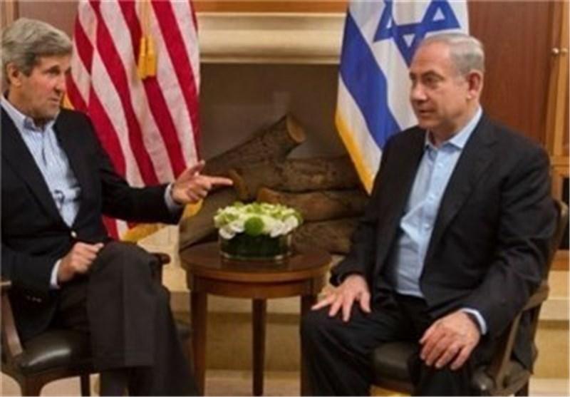 کیری یرفض طلب نتنیاهو الاعتراف بالبناء فی المستوطنات مقابل التسهیلات للفلسطینیین