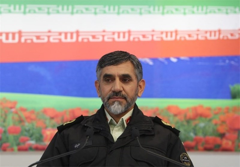 Police Commander Asks Foreign Ministry, Judiciary to Safeguard Iran's Rights