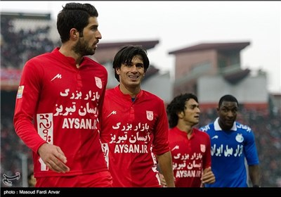 کانال تلگرام تیم تراکتور سازی تبریز