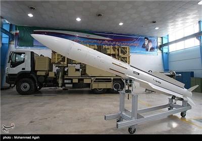 موشک پدافند هوایی صیاد 2