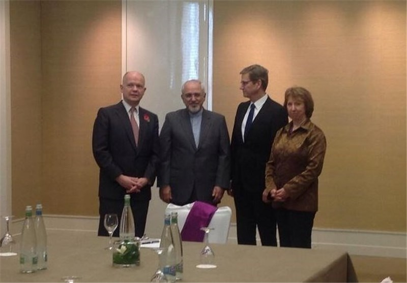 European FMs Voice Support for Trend of Talks with Iran