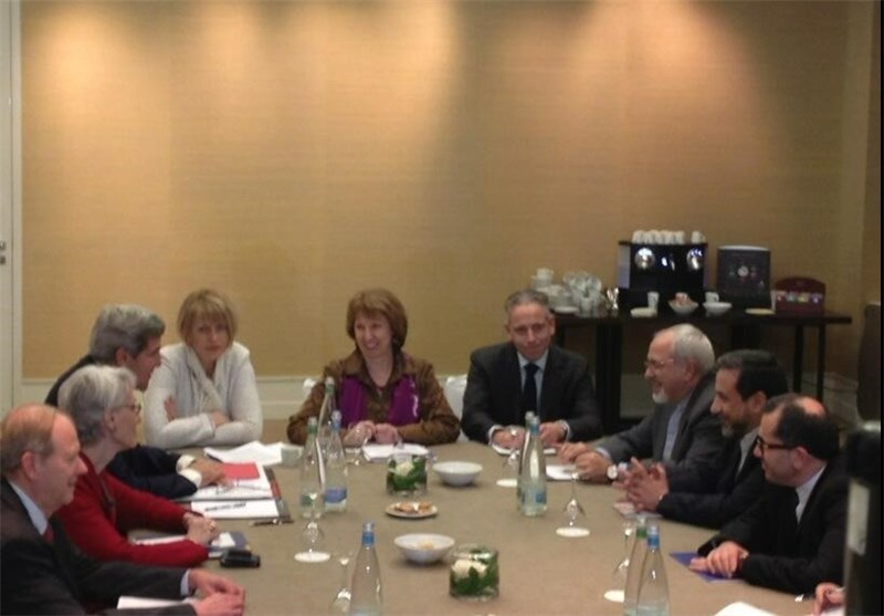 Iran, EU, US Hold another Trilateral Meeting in Geneva