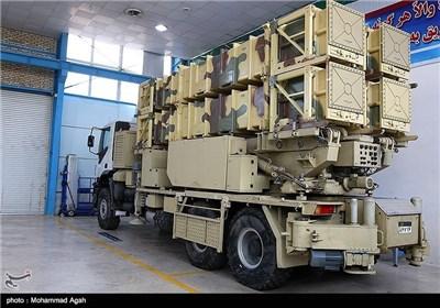 Iran Starts Mass Production of New Air Defense Missile