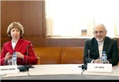 "Iran's FM Describes Talks with Ashton as ""Good"""