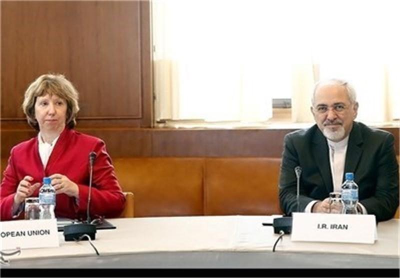 """Iran's FM Describes Talks with Ashton as """"Good"""""""