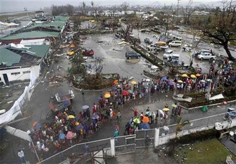 طوفان فیلیپین 1