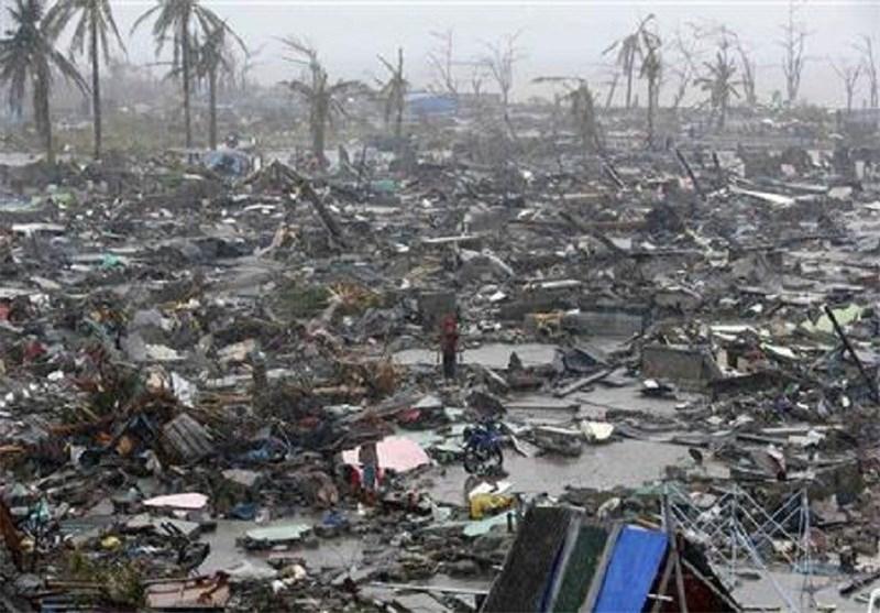 رانش زمین در فیلیپین جان 13 تن را گرفت