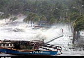 Three Missing, Thousands Flee as Storm Heads for Philippines
