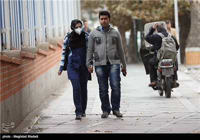Tehran Closes Kindergartens, Elementary Schools over Air Pollution