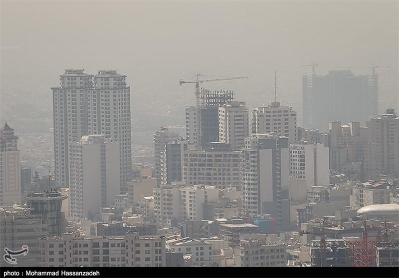 هوای پایتخت امروز و فردا برای گروههای حساس ناسالم است