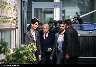 Photos: IAEA Chief Visits Iran