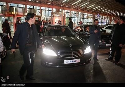 IAEA Chief Visits Iran