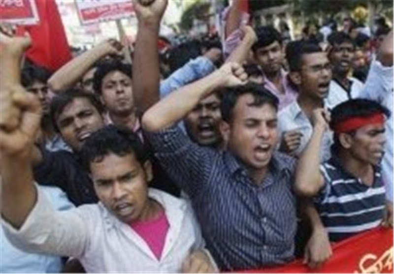 Protester Killed during Clashes in Bangladesh