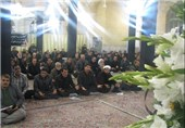 مراسم بزرگداشت مرحوم عسگر اولادی در گرگان برگزار شد