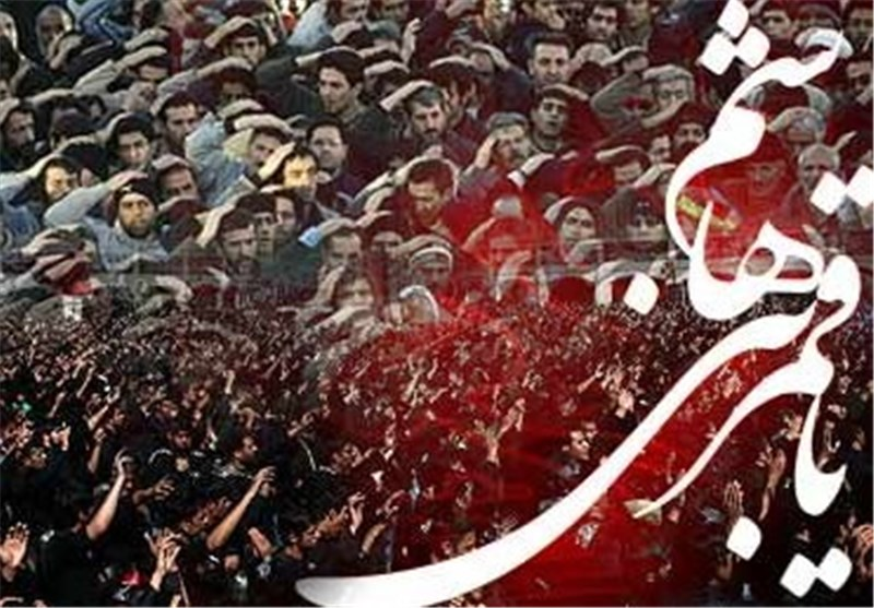 Shiite Muslims Mark Tasua (+Photos)