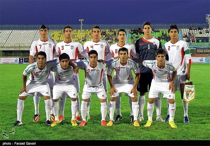 Iran to Send Young Football Players to Asian Olympics