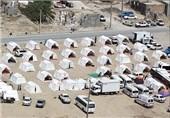 کمبود چادر و وسایل گرمایشی در مناطق زلزلهزده بستک