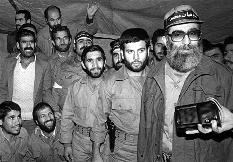 راویت سردار شهید شوشتری از حضور مقام معظم رهبری در دفاع مقدس