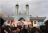 شور حسینی شهرضا را فرا گرفت