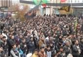 اجتماع بزرگ مردم نطنز در جوار امامزاده شاه سلطان حسین(ع)
