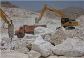 بهرهبردار معدن مورد مناقشه کوهشاه موظف به رغع دغدغه مردم در حوزه منابع طبیعی و اجرای طرح آبخیرداری شد