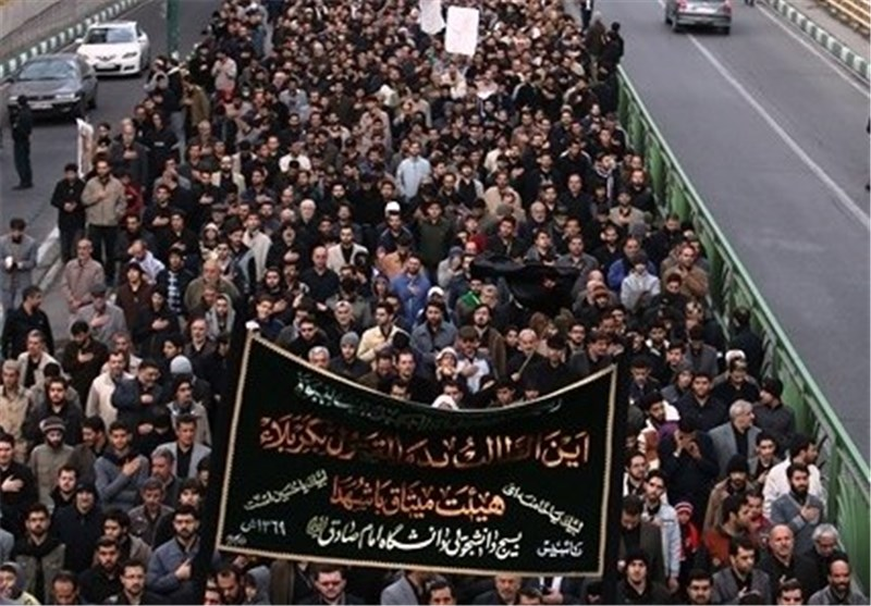 Official: Security Conditions Ideal in Iranian Capital during Mourning Rituals