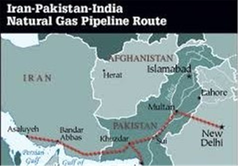 Iran Calls on India, China to Join IP Gas Pipeline Project