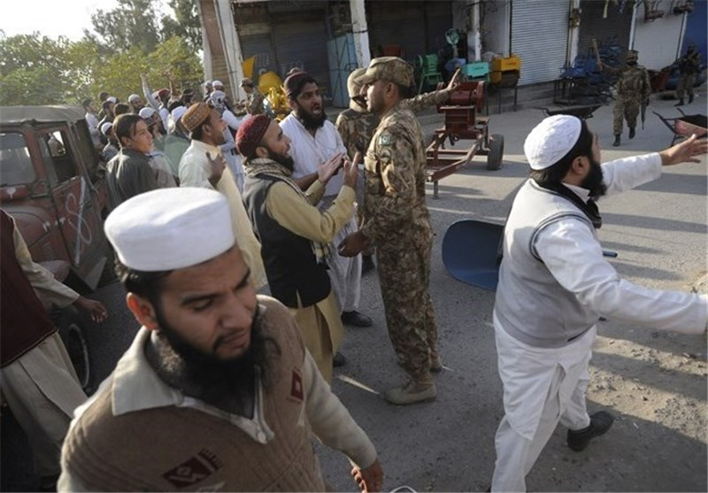Pakistani Protesters Slam Killing of Shiite Cleric