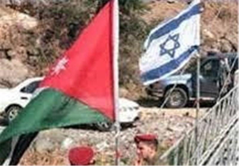 اسرائیل اردن