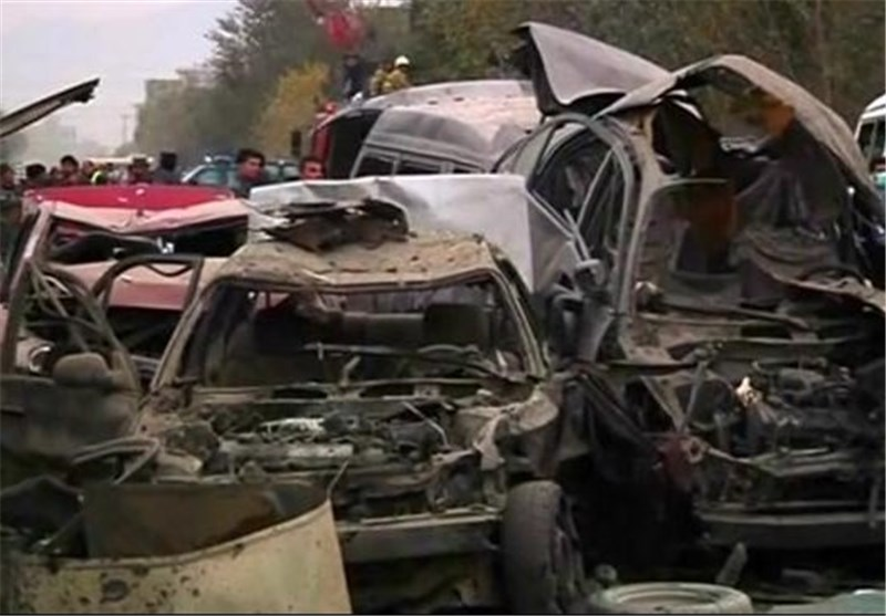At Least 13 Killed in Kabul Suicide Attack