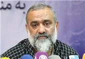 رئیس سازمان بسیج مستضعفین از غرفه خبرگزاری تسنیم بازدید کرد