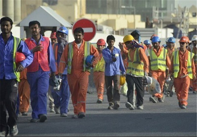 Unpaid Workers in Qatar Running Low on Food