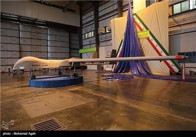 Photos: Iran Unveils Home-Made 'Fotros' Drone