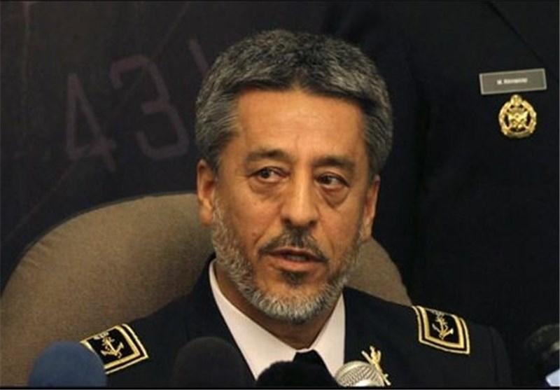 الامیرال سیاری : قواتنا البحریة اضحت الیوم قوة ستراتیجیة دولیة + فیدیو