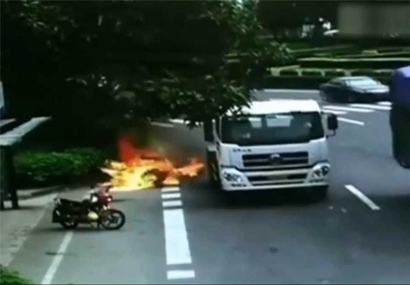 75 درصد راکبان موتورسیکلت بیمه شخص ثالث ندارند/تصادفات 97 بیش از 400 هزار کشته و مجروح برجا گذاشت