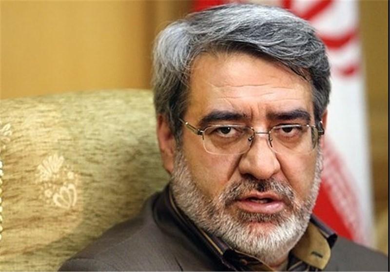 دستور ویژه وزیر کشور برای برخورد با عاملین حادثه شیراز