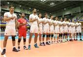تیم والیبال ایران با ایتالیا، فرانسه و بلژیک همگروه شد